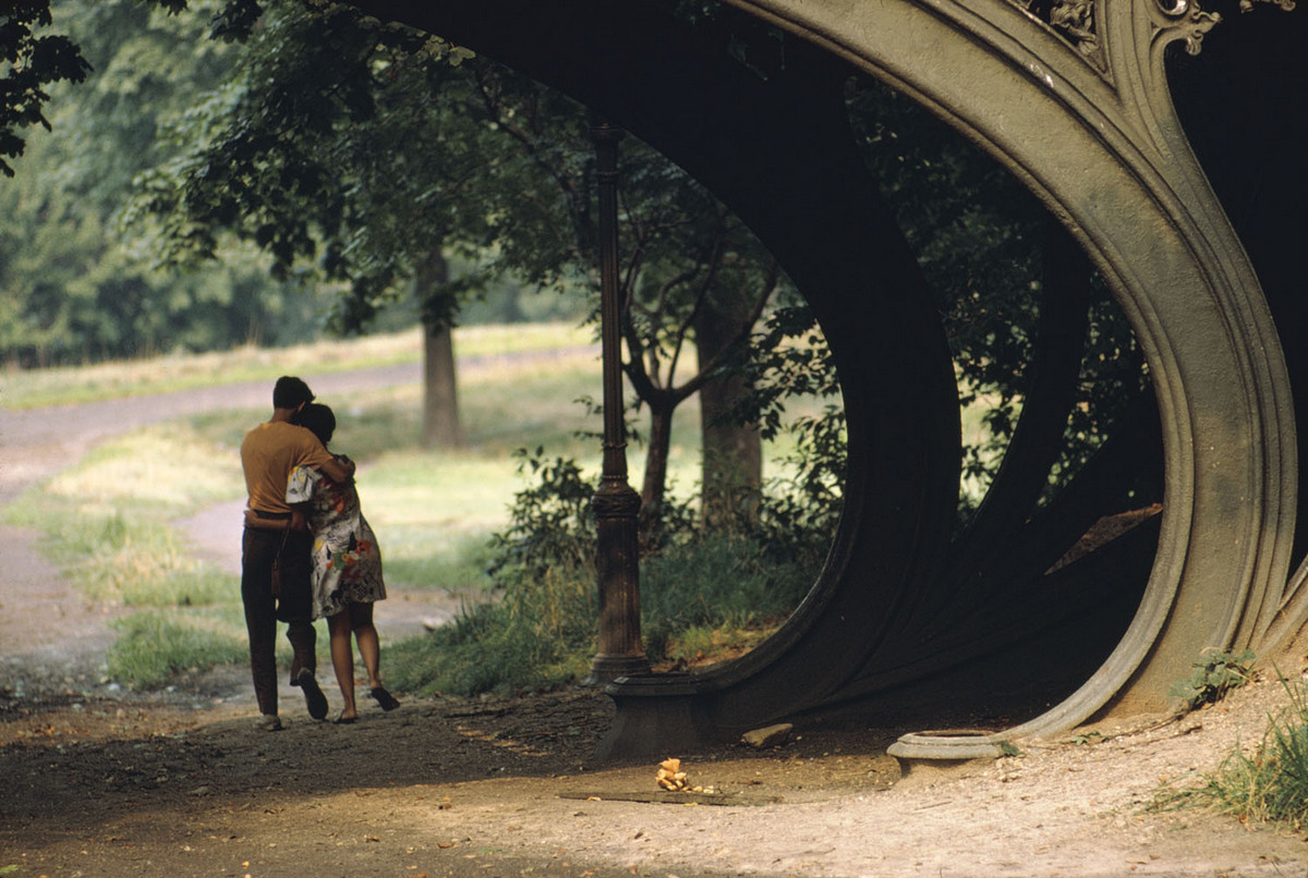 Джоэл Мейеровиц – американский гений уличной фотографии
