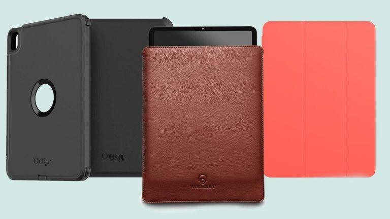 Чехлы для iPad Air 4: какие особенности у таких аксессуаров?